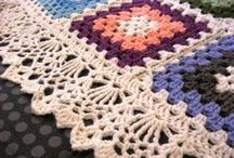 Crochet / Learning how to crochet - new hobby / by Emily Burkhalter