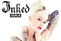 Inked Girls vol 1- issue 3 / Inked Girls vol 1- issue 3, #tattoo, #inkedgirls, #tattooedgirls, #inked / by Inked Magazine