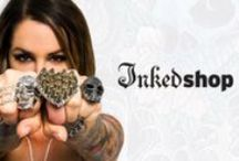 Inked Shop  / Fashion and home goods available for purchase on the Inked Shop website.  / by Inked Magazine