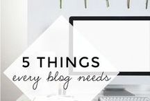 Blogging / by Anna Schandorff