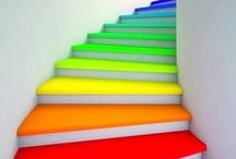 Essence of Colour / Colour schemes, themes, hues and tones. Can make of break a space. Can impact your mood. / by Kara Dodson
