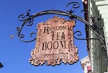 Tea Room 2.0 / Updating my digs and getting serious about loving where I'm living!