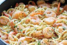 Fish & Seafood Recipes / Various Fish and Seafood recipes / by Kara Dodson