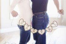 Pregnancy Announcements / Creative photo ideas for your very special pregnancy announcement!