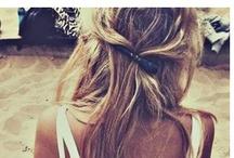 Hair, makeup and fashion