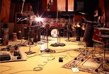 Places Where Sound is Recorded. / The places where talent meets craft.