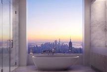NYC Apartment / Because it's the best city to live in.