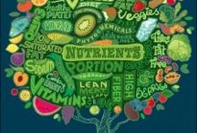 Nutrition Education Posters / We had a lot of fun creating these posters for nutritioneducationstore.com