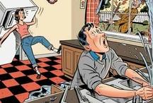 Can We Fix It ?  / Handyman tips, tricks & diy / by T. (NAN) MILLER