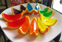 Fruity Fun /  fruit snacks, salads  and edible art / by T. (NAN) MILLER