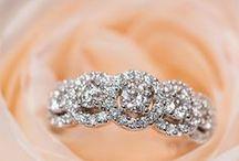 Dazzling Diamonds / Dazzling diamond jewelry for every budget.
