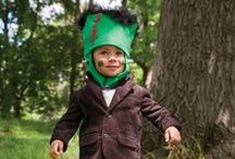 Kids' Halloween Costumes / Unique costumes galore! Buy and DIY costumes so that your kids can trick-or-treat in spooky style.  / by Parenting