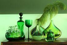 Green  ..