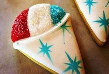 Cookie Art / Cookies to pretty to eat / by Diana Stephenson