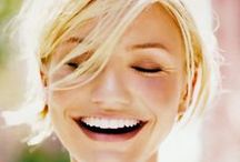 Smiles & Laughter / A smile can brighten your day and laughter is the best medicine. / by Diana Stephenson