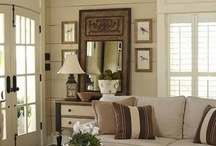Living/Family rooms / by Diana Stephenson