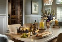 Dining rooms / by Diana Stephenson