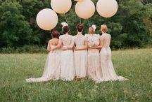 wedding bliss / by Lisa