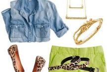 Spring & Summer Style / by Sarah