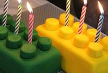 4th Birthday Ideas - Legos