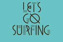 surf / by Tara Craft-Campbell