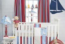 Baby Boy Nurseries / Ideas for a nursery room for a special baby boy!