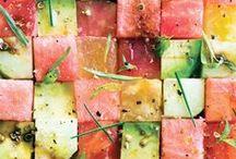 salads / by Tara Craft-Campbell