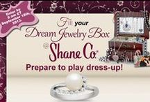 My Dream Shane Co. Jewelry Box Sweepstakes / What is your dream Shane Co. jewelry?  / by Shane Co.