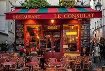 Cafes & Storefronts  / by Shelly Kosloski