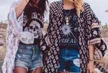 Summertime Outfits / Summer is all about festivals and adventure! Here are some cute outfit ideas for your summer adventures to come!