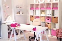 Craft room/sewing room/atelier