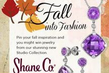 Shane Co. Fall Fashion Sweepstakes / Our Shane Co. Fall Fashion Sweepstakes!  / by Shane Co.