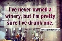 Wine Humor / #Wine #humor. It happens.