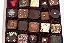 Chocolate / #Caution: #Chocoholic on Board!