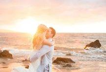 Summer Wedding Inspiration / Pretty details and décor ideas for a summer wedding.