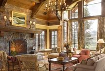 The Lodge at Granite Ridge ~ Interior / Ideas and inspiration while building our forever home.