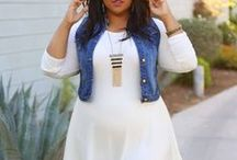 Plus Size Inspo! / Plato's Closet Athens is super excited to announce that we are finally accepting plus sized clothes! Come in and sell your gently used clothing sizes 18 - 22 and 1X - 3X today, and check out our pins for great ideas on how to style the new items to pick up in store too ;)