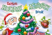 Angel Central's Christmas Activity Book 2015