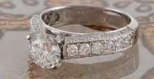 Platinum Rings / Gorgeous platinum engagement rings from Shane Co. to match any style and personality.