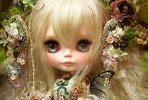 Blythe / Photos of Blythe dolls.