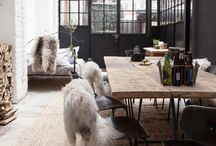 Inspiration - Industrial home