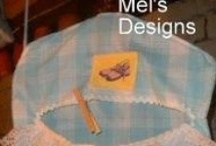 Craft Ideas / Sewing projects to enjoy and to make / by Melody Harmon