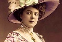 Fashions Early 1900s