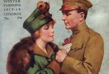 Fashions 1910-1919
