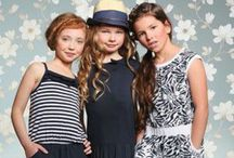 Girls Fashion / Showcasing the latest fashions in our children's boutique!