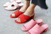 SHOES / Shoes, Sneaker, Highheels