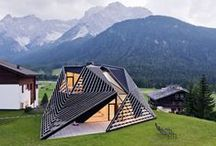 Architecture / Architecture to blow your socks off.