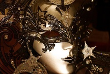 """Masquerade! / """"Paper faces on parade! Masquerade! Hide your face so the world will never find you..."""""""