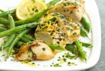{Poultry} Chicken / Recipes with chicken as the primary protein. See also: Poultry, Recipes, Sandwiches, and Soups / by Mary Eichman
