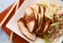 {Poultry} Turkey / Recipes with turkey as the primary protein. See also: Poultry, Recipes, Sandwiches, and Soups / by Mary Eichman
